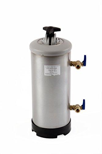 Classeq ws12-sk Manual descalcificador de agua, 12L, acero inoxidable