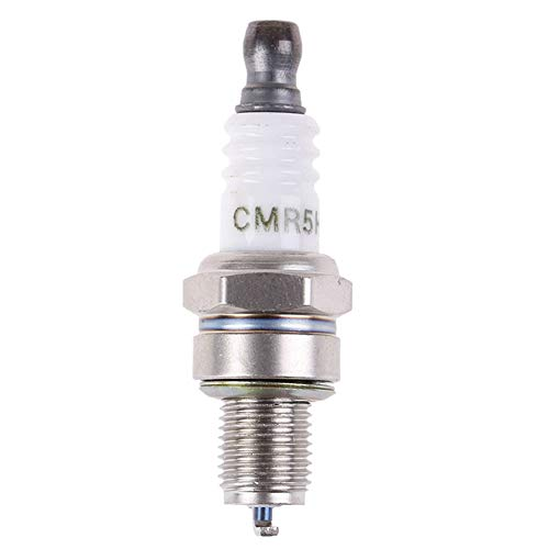YPASDJH For Bujía CMR5H reemplazo en Forma for Ho-n-da GX25 GX35 Motor de la Recortadora soplador Edger para cortacéspedes, desbrozadoras, (Size : 5PCS)
