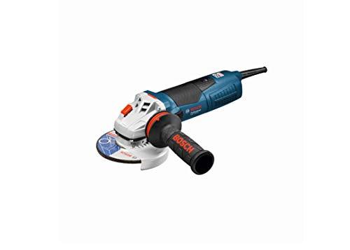 Bosch Professional Winkelschleifer GWS 17-125 CI (Scheibendurchmesser 125 mm, 1.700 Watt, inkl. Spannmutter, Schutzhaube, Zweilochschlüssel, Zusatzhandgriff)