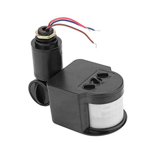 Détecteur de Mouvement du Corps Humain capteur de Rayon Infrarouge commutateur automatisation Sensible 85-265v pour projecteur LED