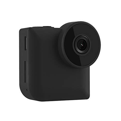 BESTSUGER Cámara inalámbrica, cámara Oculta Inicio HD bebé Ancianos niñera Mascota Movimiento detección de visión Nocturna batería incorporada para iPhone Android Spy Camera