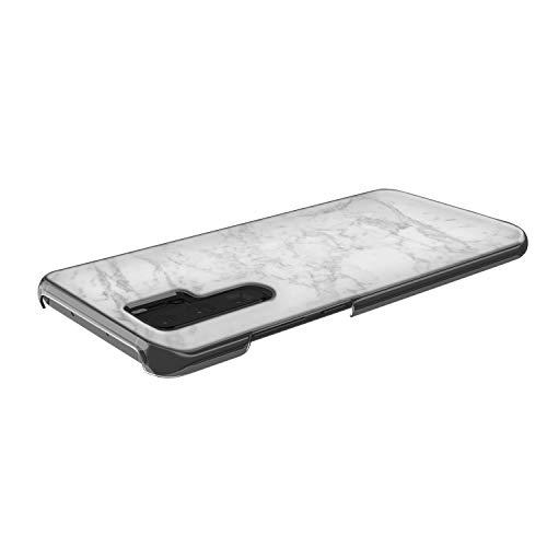 Huawei P8 Hard Case Handy-Hülle mit Motiv   Dünne stoßfeste Schutz-Cover Tasche in Premium Qualität   Premium Case für Dein Smartphone  Marmor 03 - 4