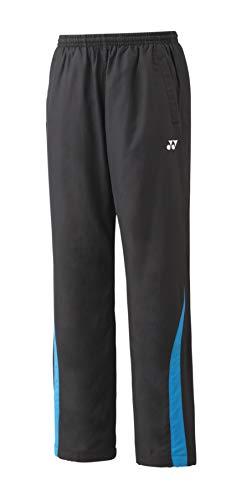 YONEX, Trainingshose YM0006, schwarz/blau - schwarz/blau, L