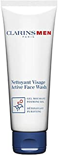Clarins Men Active Face Wash Foaming Gel 125ml/4.4oz