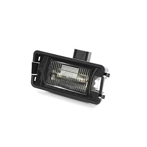 Luz de matrícula Seat original Luz de matrícula trasera 5P0943021
