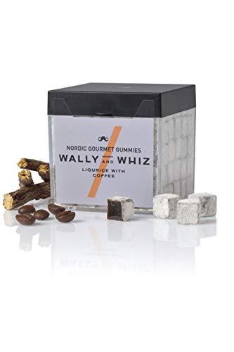 Wally And Whiz - Lakritz mit Kaffee (vegan, gluten- laktosefrei) 140g