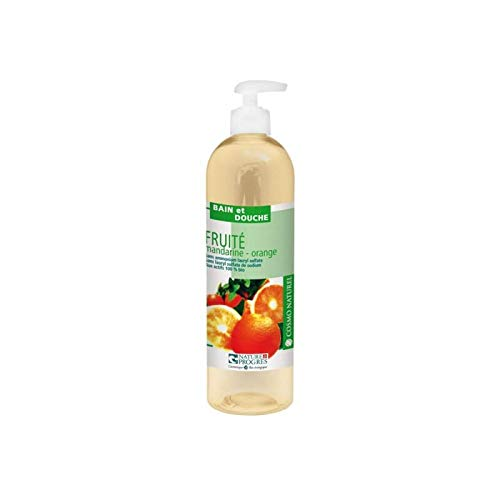 Cosmo Naturel Bain douche Fruité Mandarine Orange 500ml