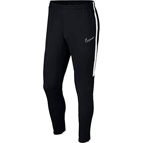 Nike Team, maglia per l'allenamento, da uomo, mezza zip, Uomo, AJ9729, negro - bianco, M