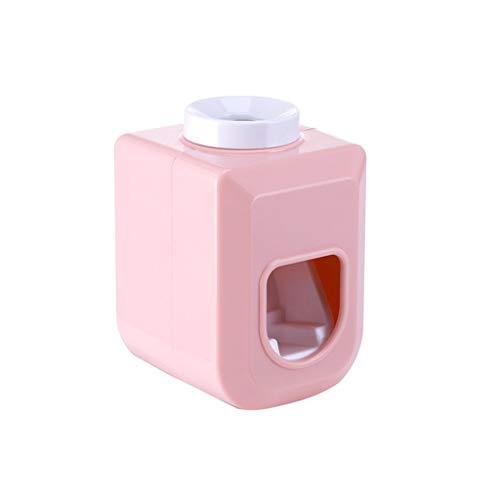 GJWYEYEYE Tandpasta Dispenser Kunststof Wandmontage Lijm Automatische Tandpasta Dispenser Squeezer Voor Badkamer Huishoudelijke Producten
