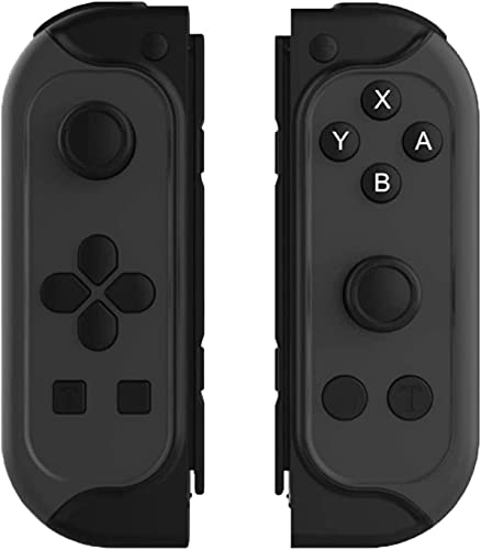 Switch Controller Wireless Controllers für Switch 2er-Set Links Rechts Kabelloser Joystick Controller Joypad Remote Replacement Drahtloser Controller für Switch/Lite mit Turbo/Dual Motor/Axis Gyro