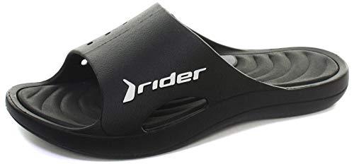 Rider Bay Slide Homme Sandales Noir