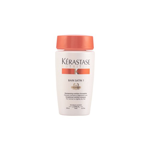Kerastase Satin Irisome 1 Gel Bain Nutritive Nutritive Bain 250 ml