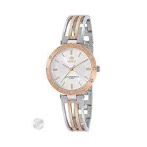 Reloj Marea Mujer de Acero Bicolor Rosa y Plateado .32mm de Caja. B54169/2
