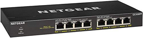 NETGEAR Prosafe Switch 8 Puertos Gigabit