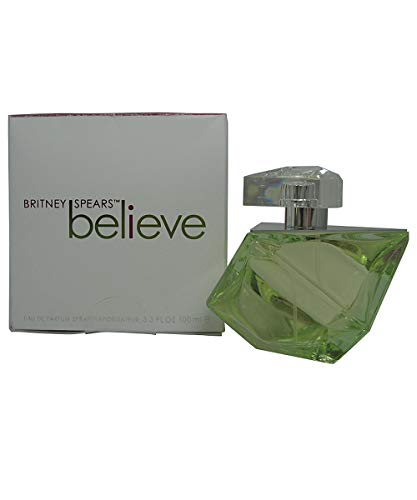 Britney Spears Believe Spray para Mujer, 3.3 Oz/100 ml