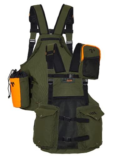 ZOTTA FOREST TRISACCA Three Pocket Vest One Size