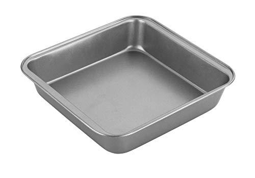 Chef Aid 20cm Square Non-stick Steel Cake Pan