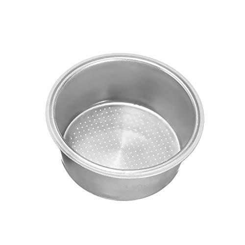 Generic Kaffee 1 Tasse 51mm Nicht Unter Druck Stehenden Filterkorb Für Breville Delonghi Krups