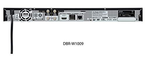 東芝『レグザブルーレイDBR-T1009』