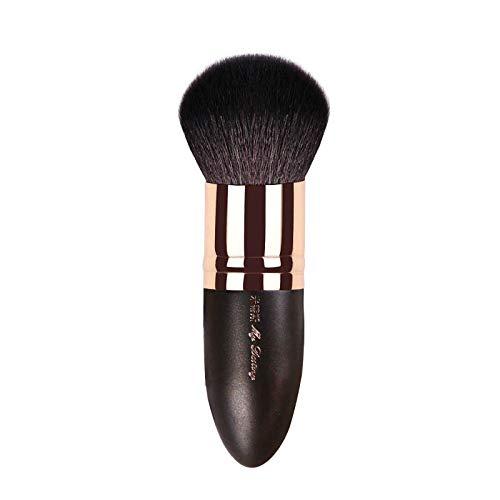 Pinceaux Maquillage Pinceau De Maquillage De Cheveux De Chèvre, Pinceaux De Maquillage De Kabuki