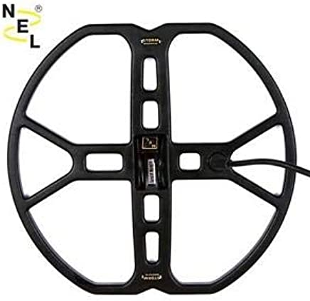 "Nel Storm 13""x14"" DD Search Coil for Fisher F2/F4 Metal Detector"
