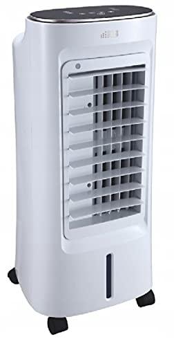 HB AC0090DWRC - Aire acondicionado multifuncional, 90 W, oscilación vertical y horizontal automática