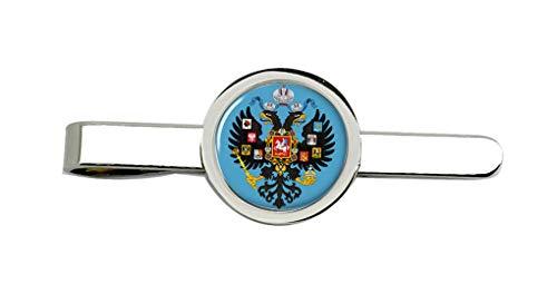 Giftshop UK Russische Wappen Krawatte Clip