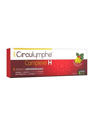 SANTE VERTE Circulymphe Complexe H Crème 50ml