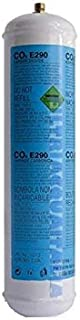 Novacqua - Bombola Co2 600G. Usa E Getta. Att. 11X1 Per Gasatori