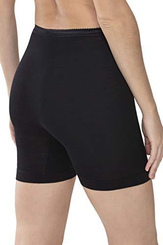 Mey Basics Serie Exquisite Damen Leggings Schwarz M