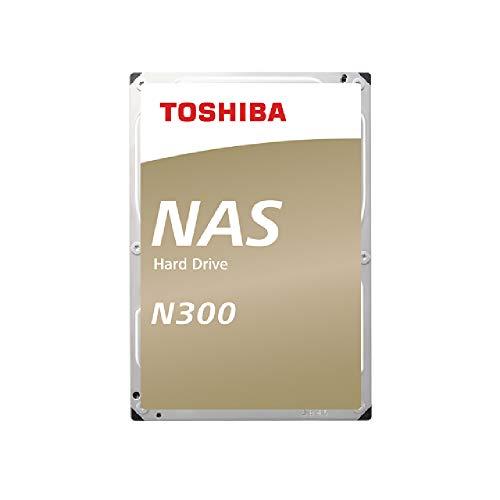 Toshiba N300 harde schijf met 14 TB hoge betrouwbaarheid NAS