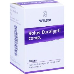 BOLUS EUCALYPTI comp.Pulver 30 g Pulver by BOLUS