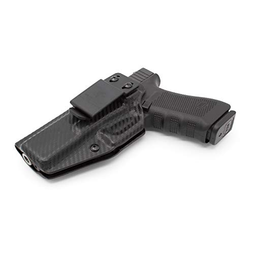 Relentless Tactical Stealth Mode Holster | Made in USA | Custom Molded IWB Kydex Holster