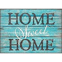 Home Sweet Home Box 14x11 Sign by Sixtrees -