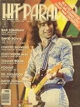 Hit Parader, August 1976 (Bad Company, David Bowie, Lynyrd Skynyrd, Fleetwod Mac, Tommy Bolin, Etc.)
