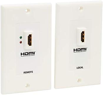 Tripp Lite HDMI over Dual Cat5/Cat6 Extender Wall Plate Kit