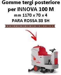 Wischergummi hinten für COMAC INNOVA 100 B