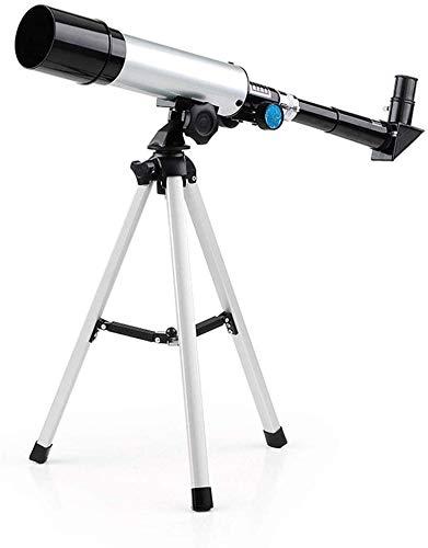 Astronomische Telescoop for Kids Onderwijskunde refractor met Super Lichtgewicht Tripod for Astronomy Beginners
