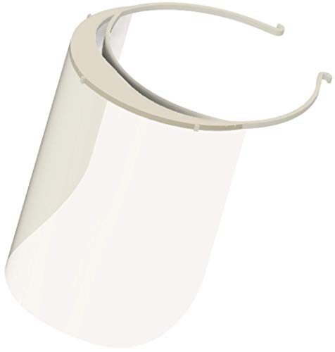 ACE Gesichtsschutzschild - Spuckschutz-Schild - gegen Flüssigkeiten & Spritzer