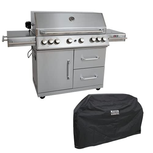 Mayer Barbecue ZUNDA Gasgrill MGG-362...