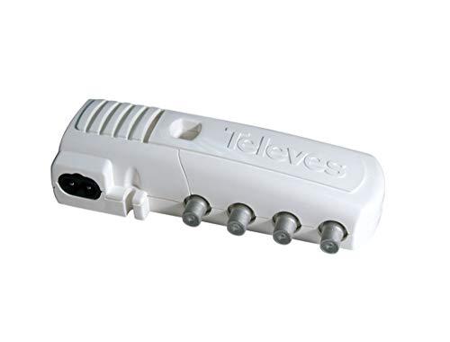 "Televes - Amp.viv. 2s+tv\""f\"" 5.2150mhz g18/19db"