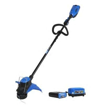 Kobalts 40-Volt Max 15-in Straight Cordless String Trimmer with (2.5ah Battery Included)