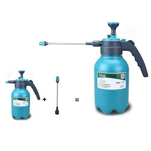 TUANTUAN 1 Pz 2L Pompa da Giardino Spruzzatore Portatile Portatile Palmare Spruzzatore di Acqua Chimica Pressione Giardino Strumento per Spruzzare Erbacce Irrigazione/Pulizia Domestica/Lavaggio Auto