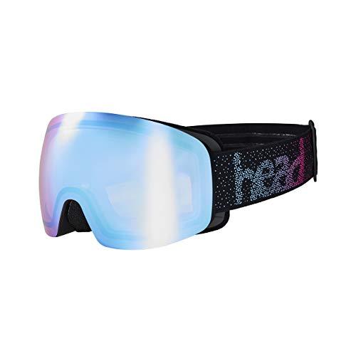 HEAD Unisex– Erwachsene Galactic Skibrille, FMR blau, Einheitsgröße