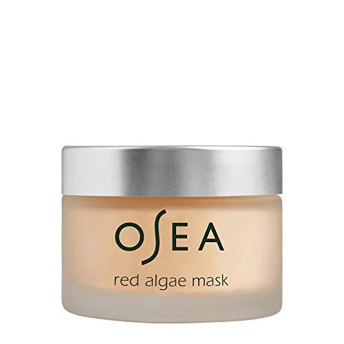 OSEA Red Algae Mask 1.7 oz | Clarifying & Decongesting Seaweed | Clean Beauty Skincare | Vegan & Cruelty-Free