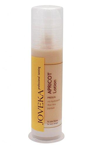 Joveka Lotion bronzante à l'huile d'abricot - 100 ml