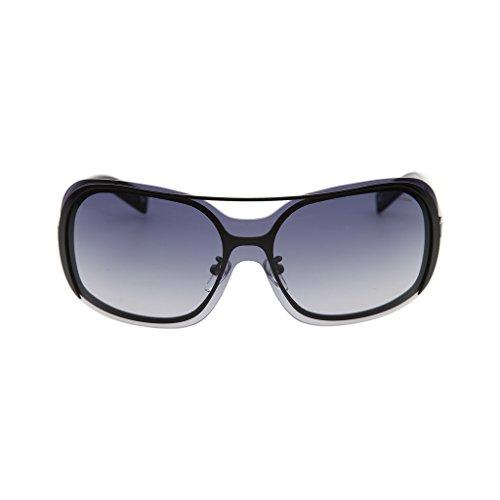 Sting 100% ORIGINAL SS4734S Unisex Sonnenbrille Brille, Schwarz