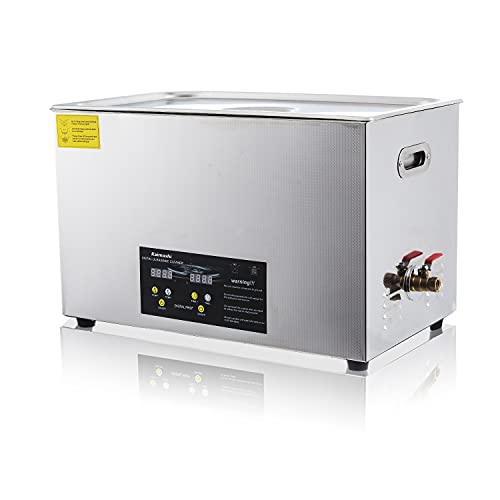 Kaimashi Ultrasonic Jewelry Cleaner With Digital Timer and Heater