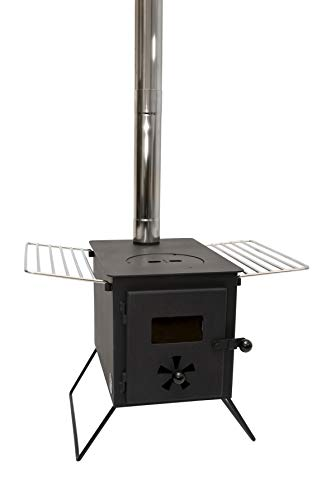 Outbacker 'Firebox' Portable Wood Burning Stove