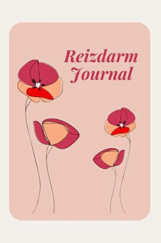 Reizdarm-Journal: Tagebuch zum Eintragen von Ernährung und Beschwerden bei Reizdarmsyndrom